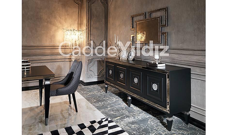 Varna Black Luxury Konsol