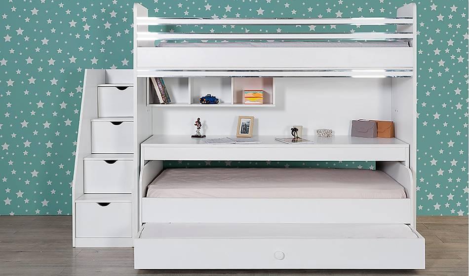 Compact Fonksiyonel Ranza Seti - Beyaz