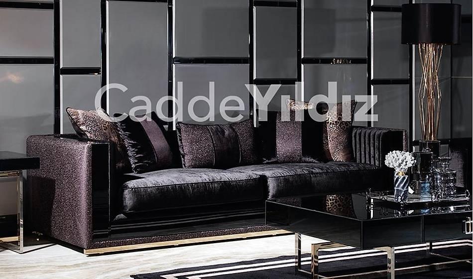 Ýnfinity Aynalý Luxury Kanepe - 2210