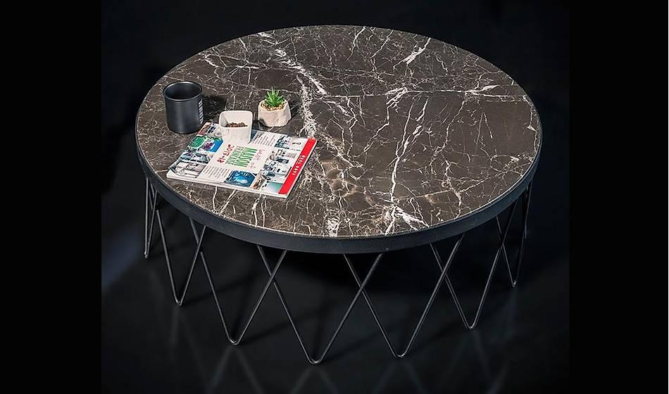 Versace Orta Sehpa - 95 Cm