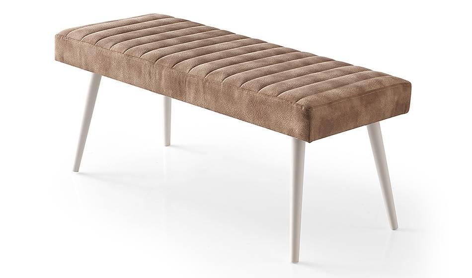 Modern Bench Ekru