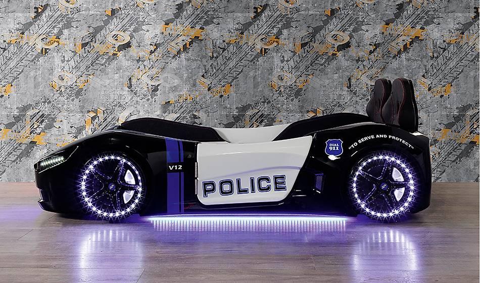 Police Araba Karyola