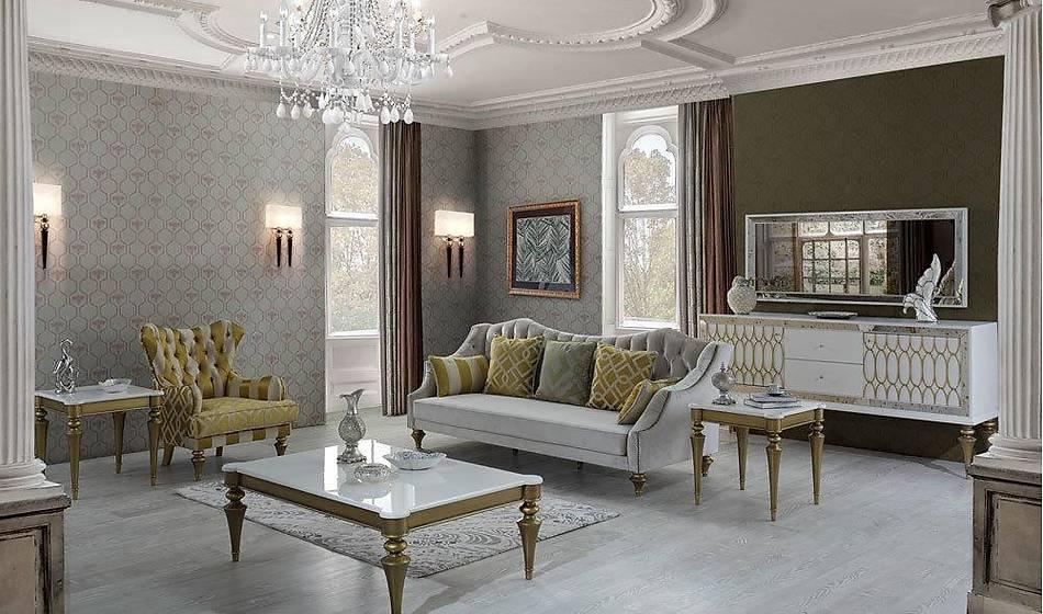 Luxury Salon Takýmý