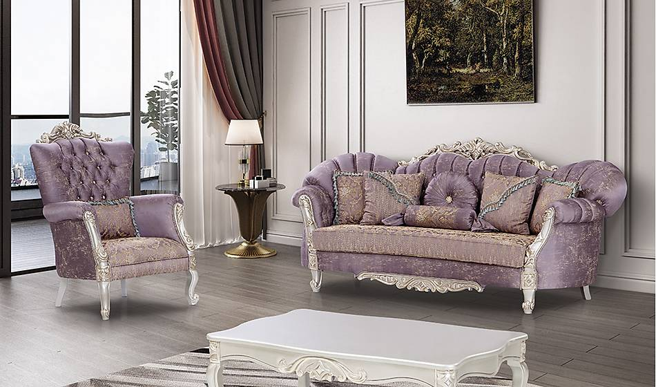 Astone Klasik Salon Takýmý