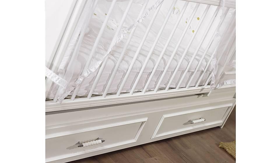 Belissa Beyaz Bebek Odasý