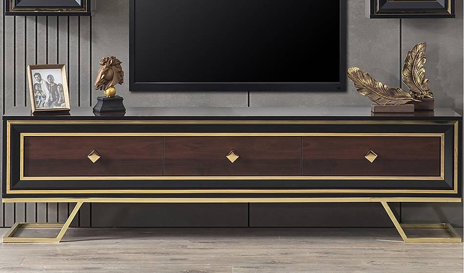 Rixos Luxury Ceviz Tv Ünitesi