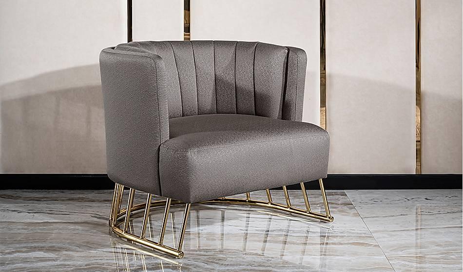 Mercan Luxury Berjer