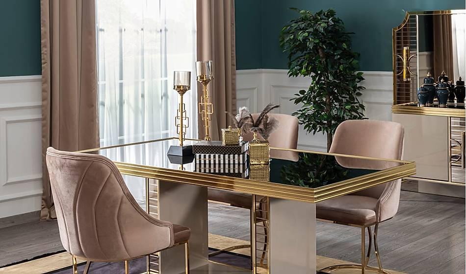 Leydi Luxury Yemek Odasý