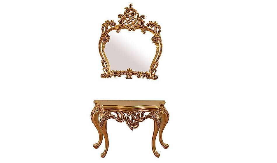 Sevilla Dresuar + Ayna
