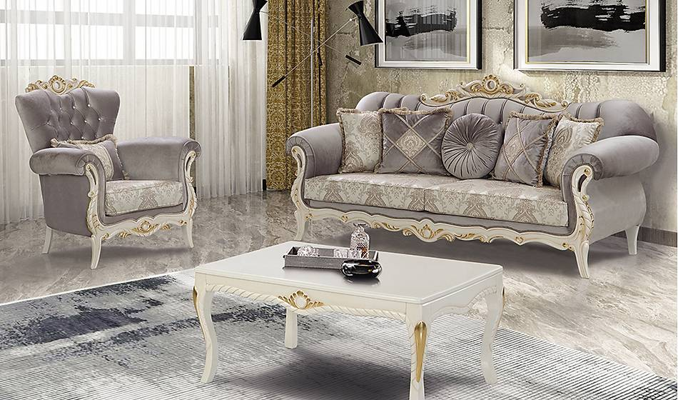 Luissa Klasik Salon Takýmý