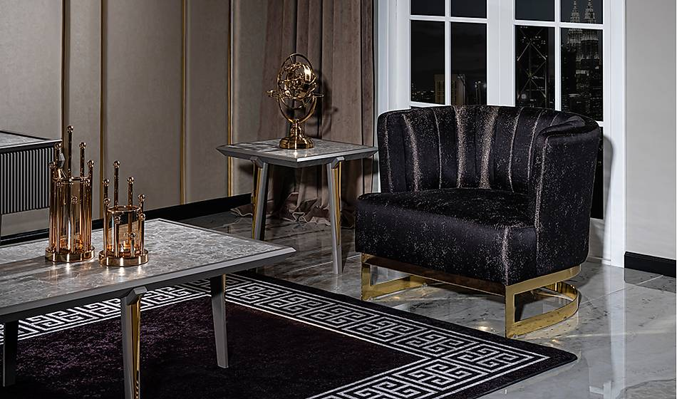 Diva Luxury Berjer