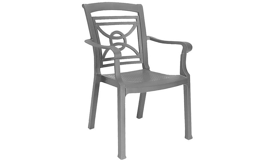 Commadore Plastik Sandalye 4 Adet