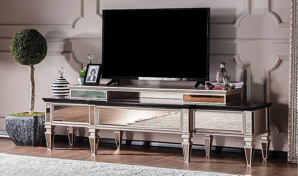 Elegant Lüks Tv Ünitesi