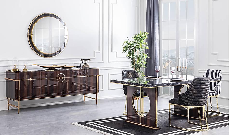 Asus Luxury Yemek Odası