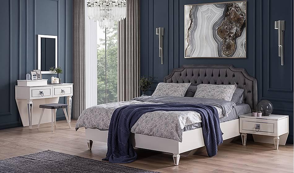 Boğaziçi Beyaz Yatak Odası