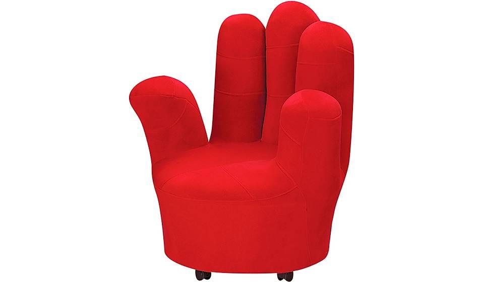 Kırmızı Parmak Koltuğu