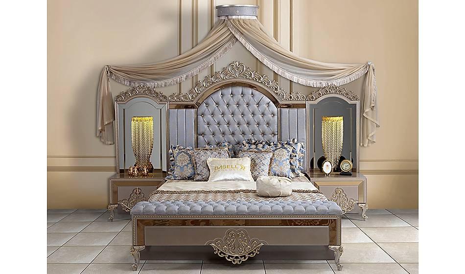 Serenat Klasik Yatak Odası