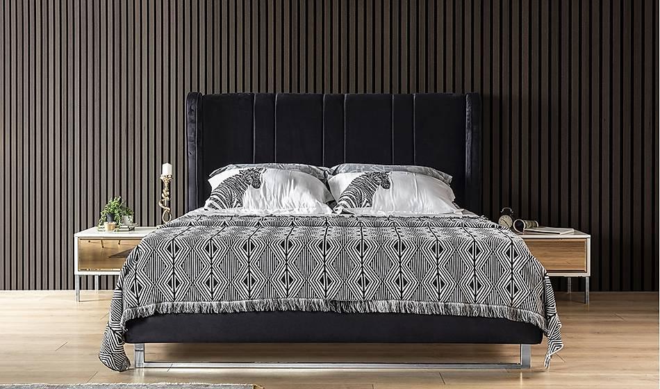 Akustik Beyaz Yatak Odasý