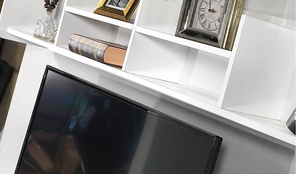 Hanzade Tv Ünitesi - Beyaz
