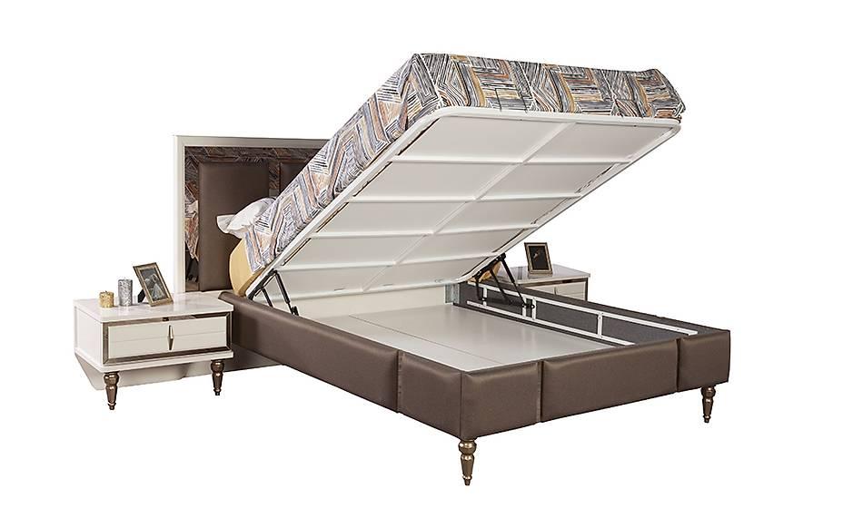 Monaco Bazalı Yatak Odası