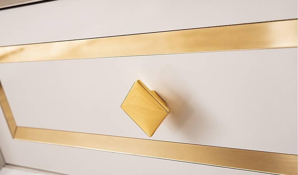 Altunizade Ekru Gold Yemek Odası