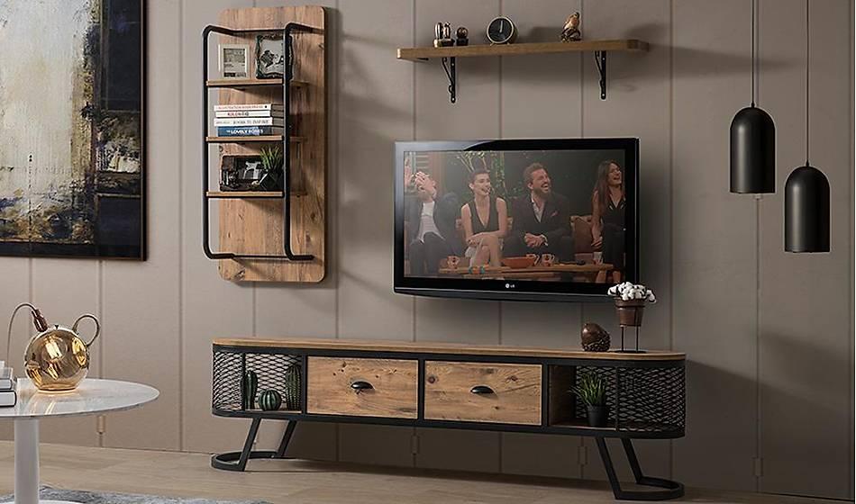 Hermes Metal Tv Ünitesi