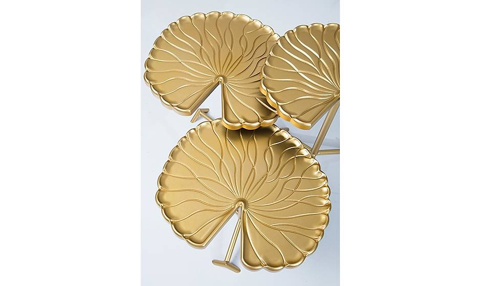 Drop Gold Zigon Sehpa