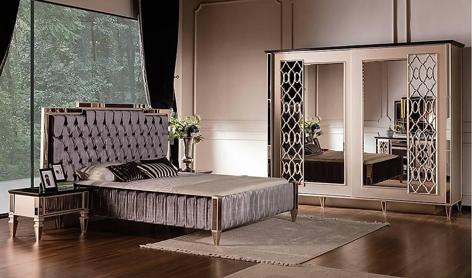 Elegant Lüks Yatak Odası