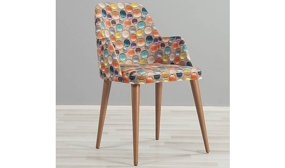 G 165 Fas Sandalye  6 Adet