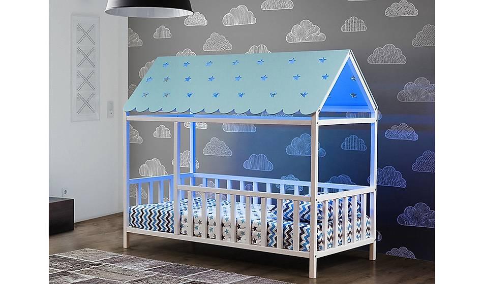 Montessori Yatak Mavi - 1150 Bmçl