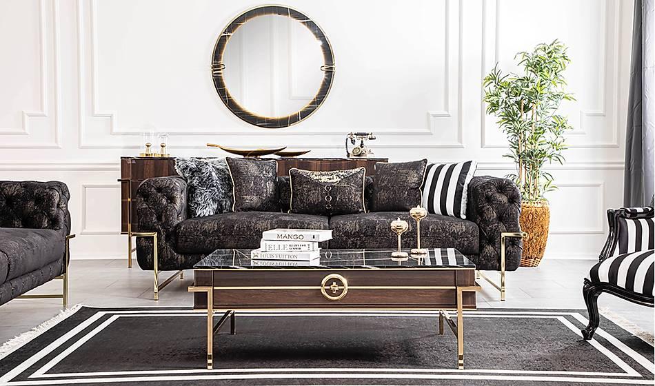 Asus Luxury Orta Sehpa