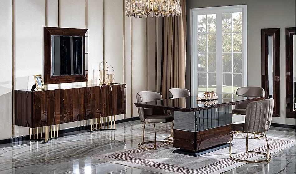 Mercan Luxury Yemek Odasý