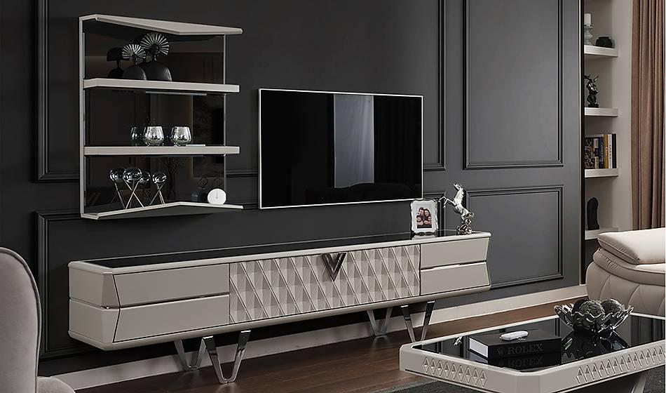 Hisar Luxury Tv Ünitesi