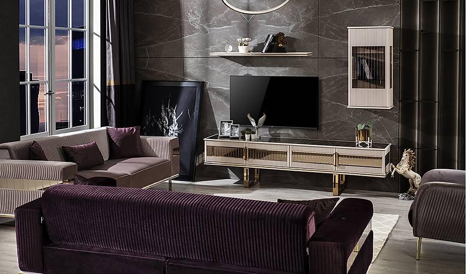 Cavalli Luxury Tv Ünitesi