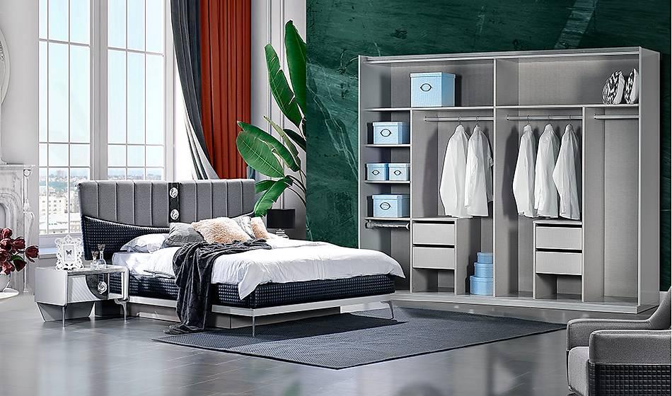 Ametist Yatak Odası
