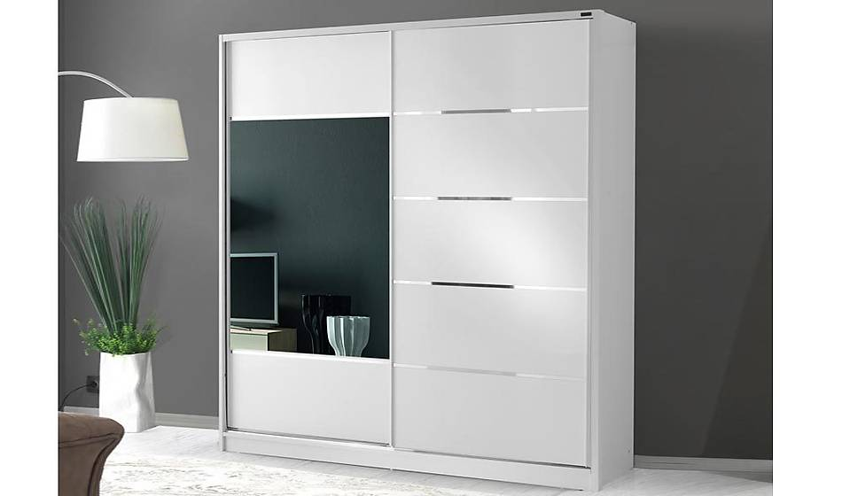 Kale Gardrop - Beyaz 160 Cm