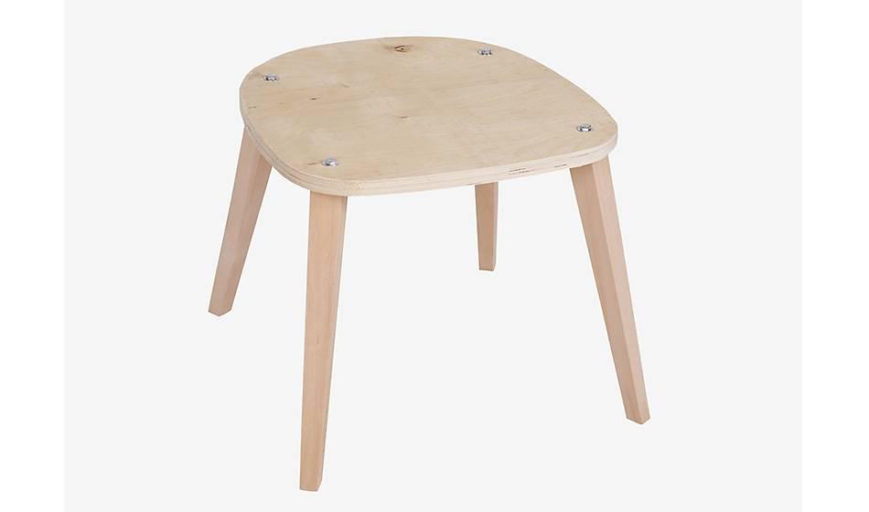 Mia Beyaz Sandalye 6 Adet