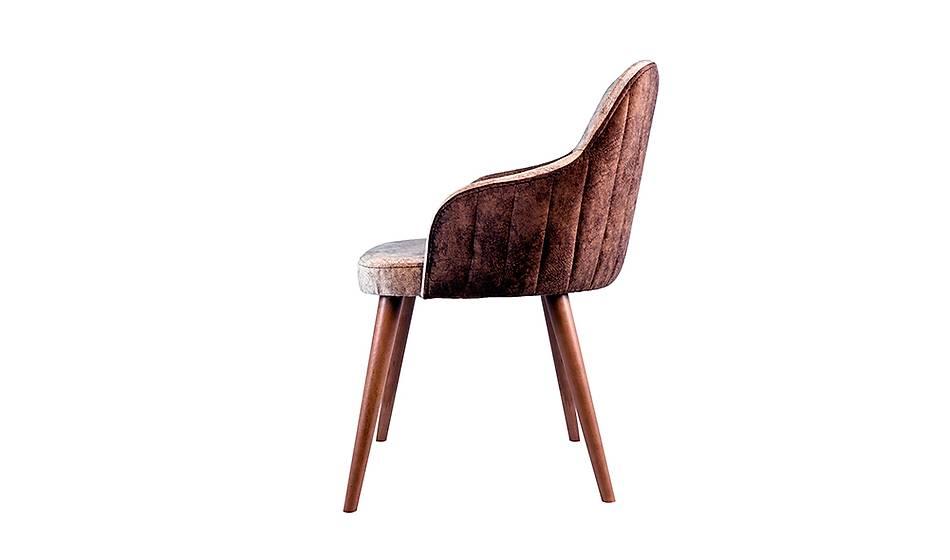 Bolero Çizgi Sandalye 6 Adet