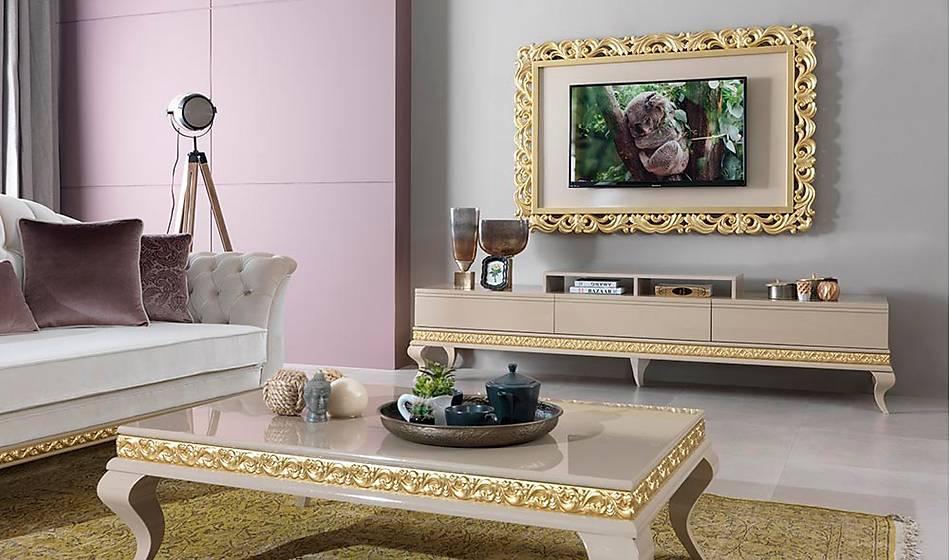 Seatle Tv Ünitesi - Cappucýno