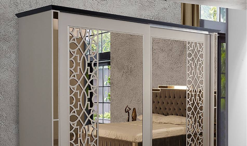 Gloria Art Deco Yatak Odası