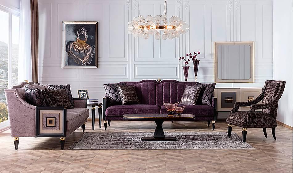 Monet Salon Takýmý