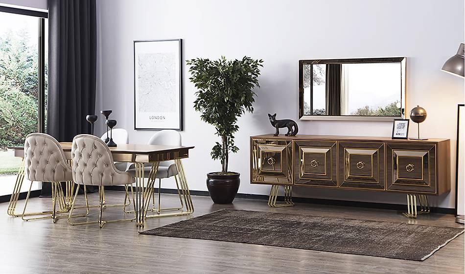 Queen Luxury Yemek Odasý