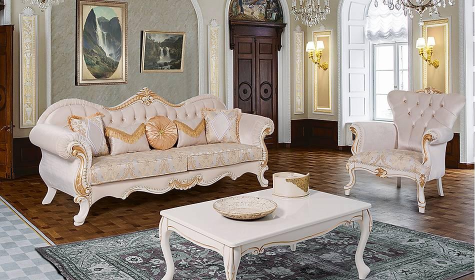 Mirage Klasik Salon Takýmý