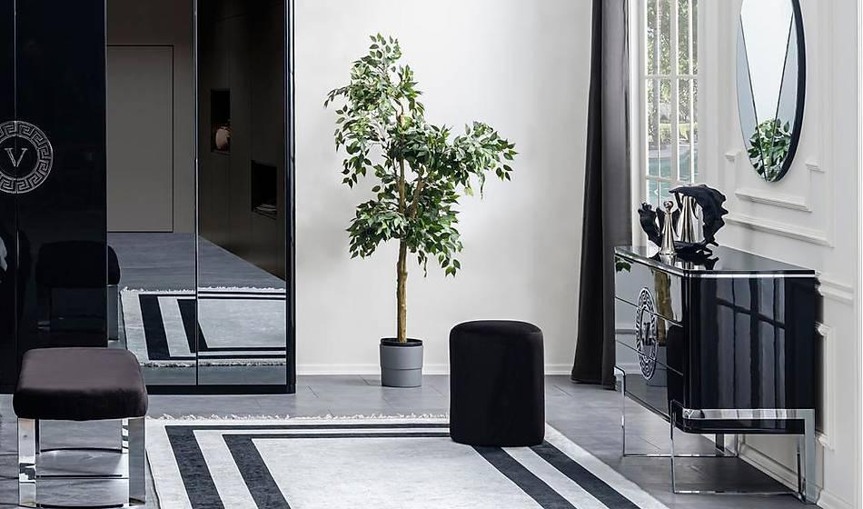 Versace Luxury Bazalý Yatak Odasý