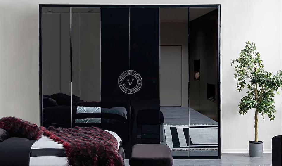 Versace Luxury 6 Kapýlý Gardrop