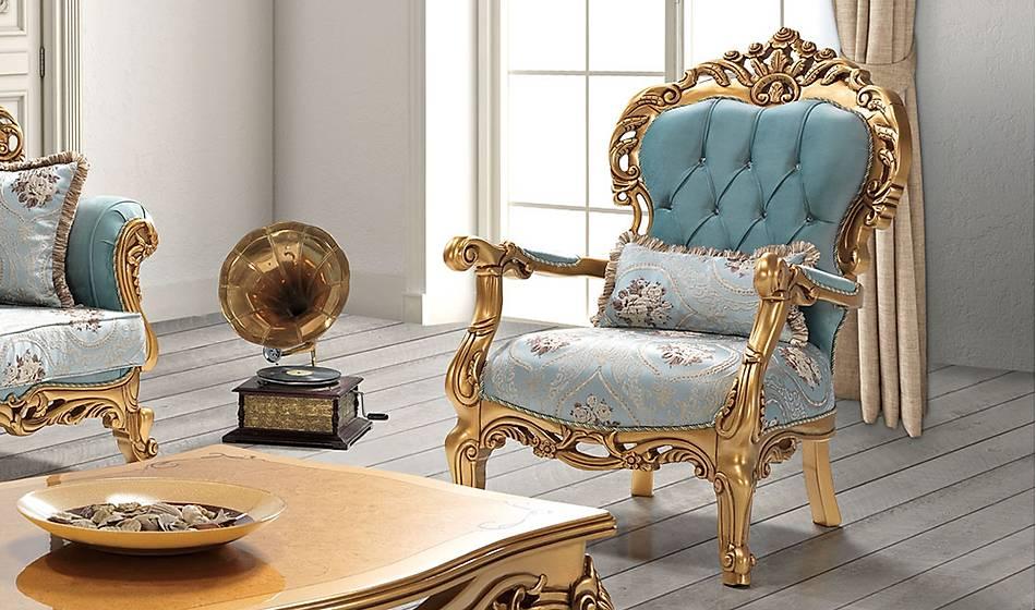 Golden Klasik Salon Takýmý