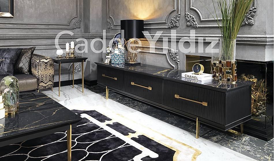 Bulgaria Black Luxury Yemek Odasý