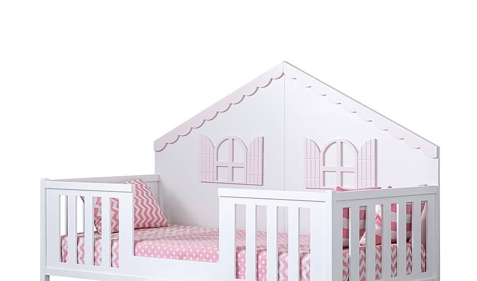 Tilda Pembe Montessori Karyola