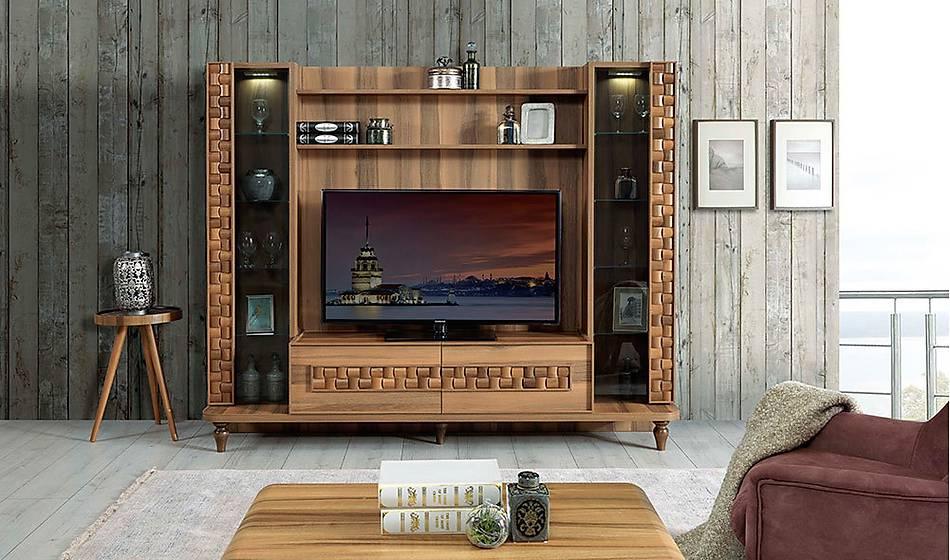 Soft Tv Ünitesi