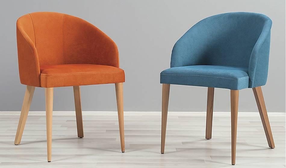 G 166 Confor Sandalye 6 Adet